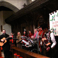 The Exmoor Carolers