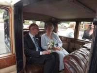 Wedding of Mary Sargent and Richard Fardon